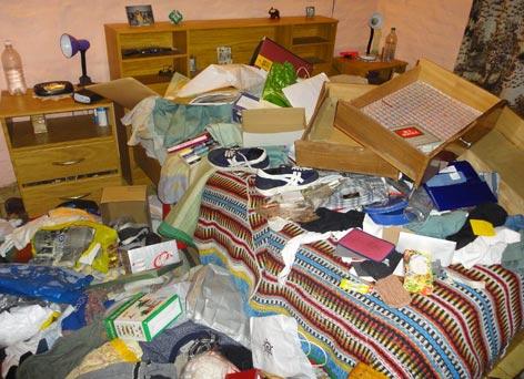 C mo saber si tu hogar esta energ ticamente sucio - Como limpiar alfombras muy sucias ...