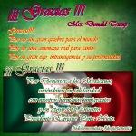 Muchas Gracias, Mrs. Donald Trump!!! Gracias!!! por poner en evidencia ante el mundo la grandeza de México desde nuestras fortalezas. Por unir a los mexicanos. #todossomosméxico.