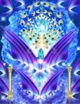 Se está efectuando una síntesis total de los aspectos de vuestra personalidad, alma y Espíritu.Toque de la SéptimaTrompeta